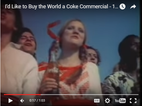 The Iconic 1971 Coca-Cola Commercial and What It Taught Us About Marketing
